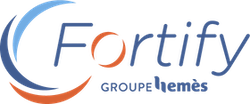 Logo Fortify groupe Hemes